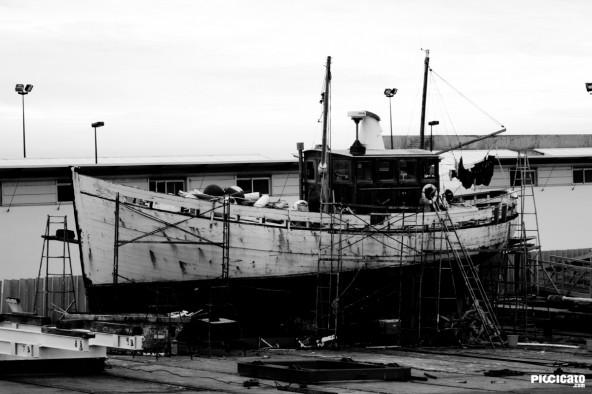Barco. Puerto de Villajoyosa