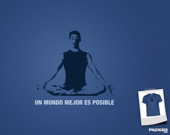 """ElRuiseñorAzul.es: """"Un mundo mejor es posible"""""""