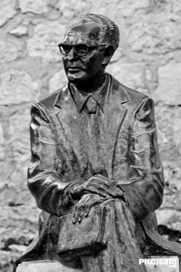 Escultura en Cuenca