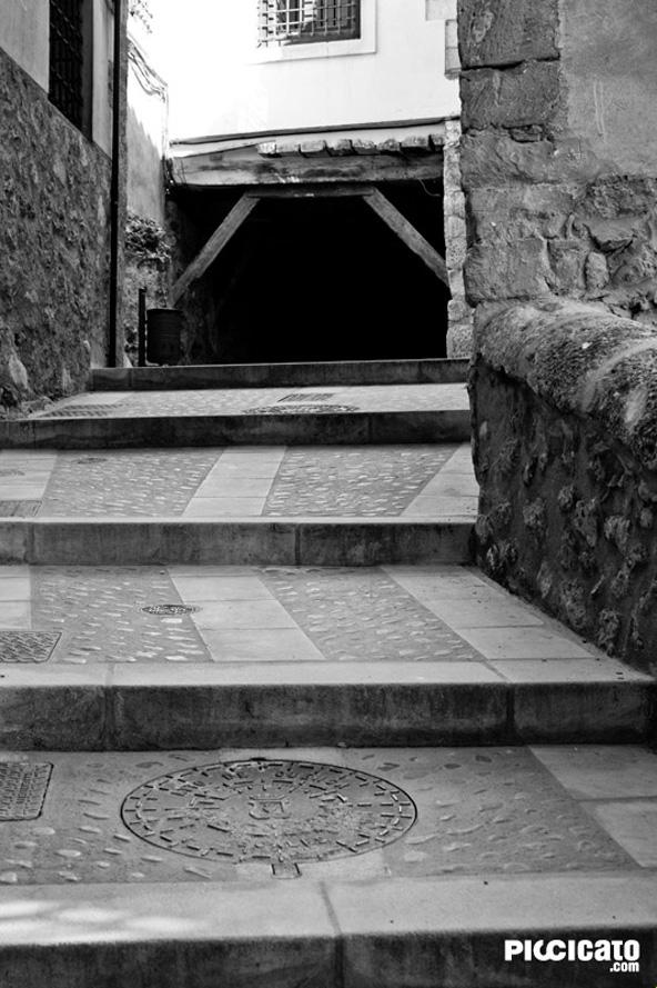 Pasadizo en Cuenca