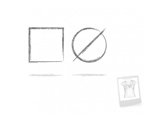 De un cuadrado y un círculo...