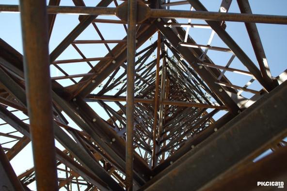 Torre Eiffel en Torrejón de Ardoz