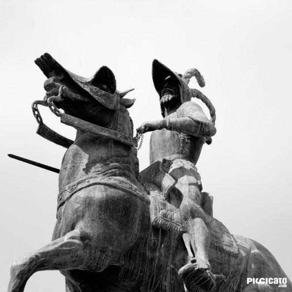 Escultura Caballo Trujillo