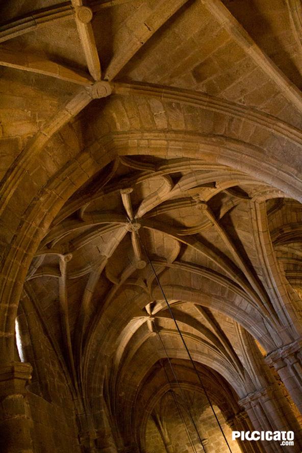 Cúpula de la Catedral de Cáceres