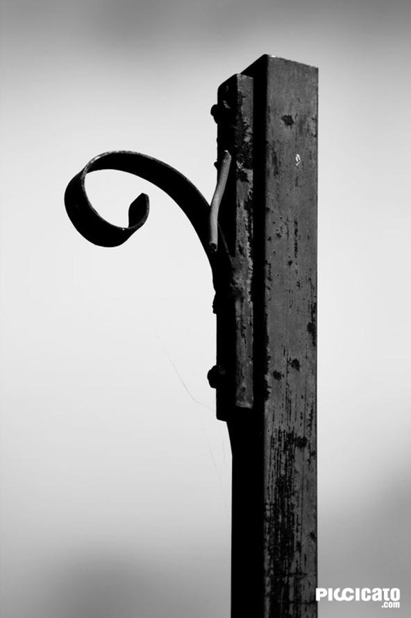 Saliente oxidado en Trujillo