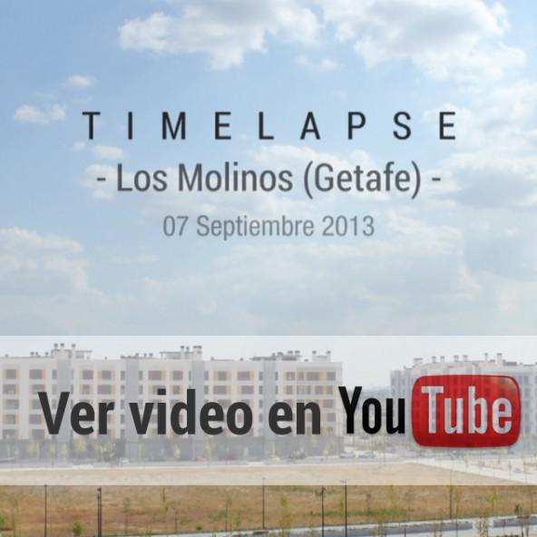 timelapse de los molinos